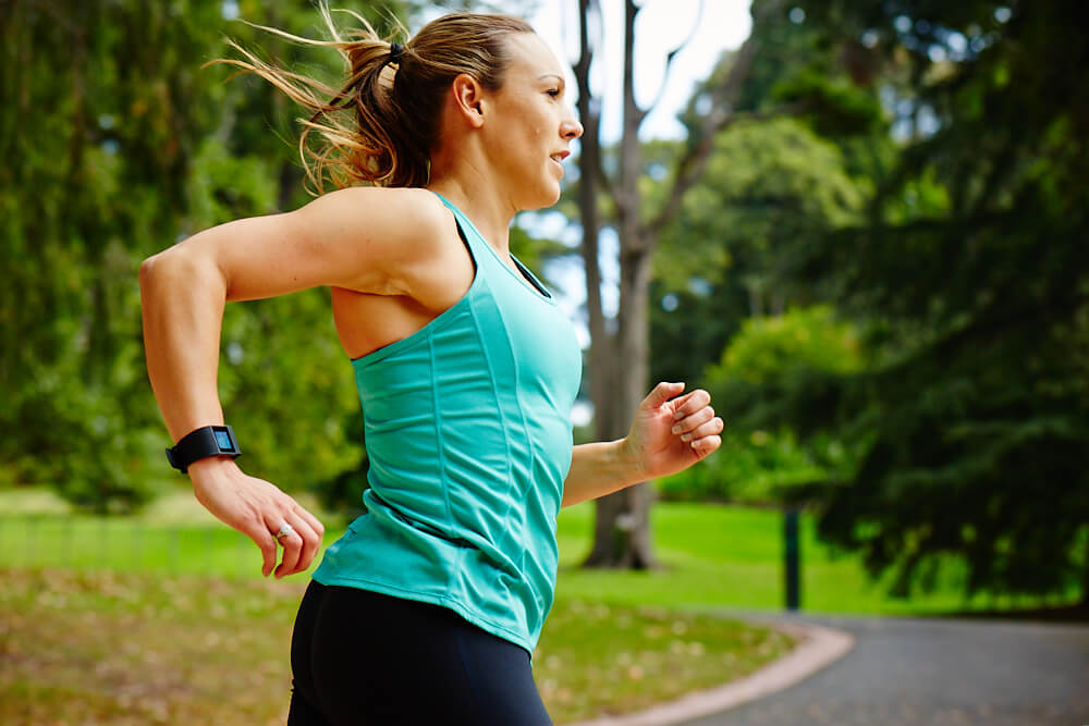How you can run more efficiently with heart rate monitor