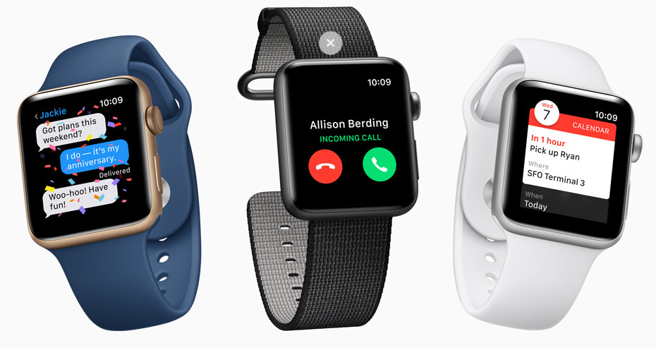 Apple watch heart rate monitor smart notificatin