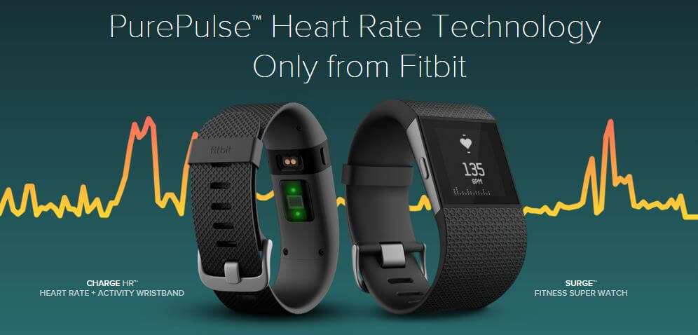 fitbit heart rate monitor accuracy purepulse