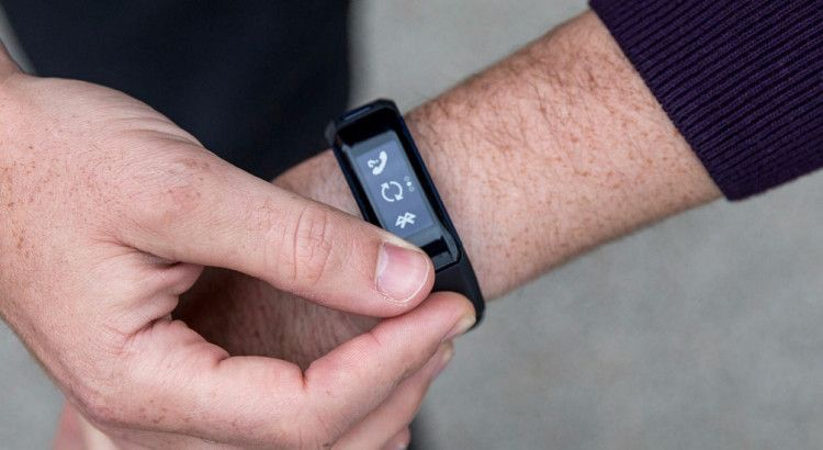 best wrist band heart rate monitor