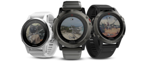 Garmin Fenix 5 review pros and cons watch face