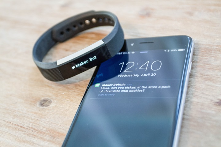 fitbit alta pros and cons notification