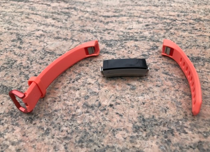 fitbit alta hr interchangeable band