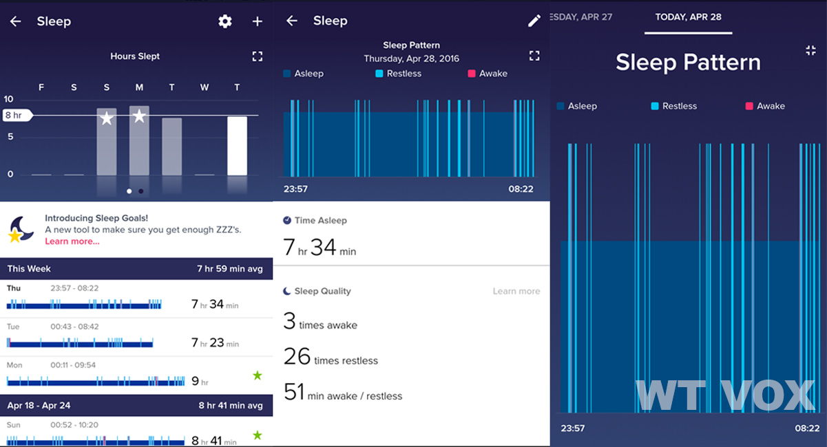 fitbit alta pros and cons review sleep tracking