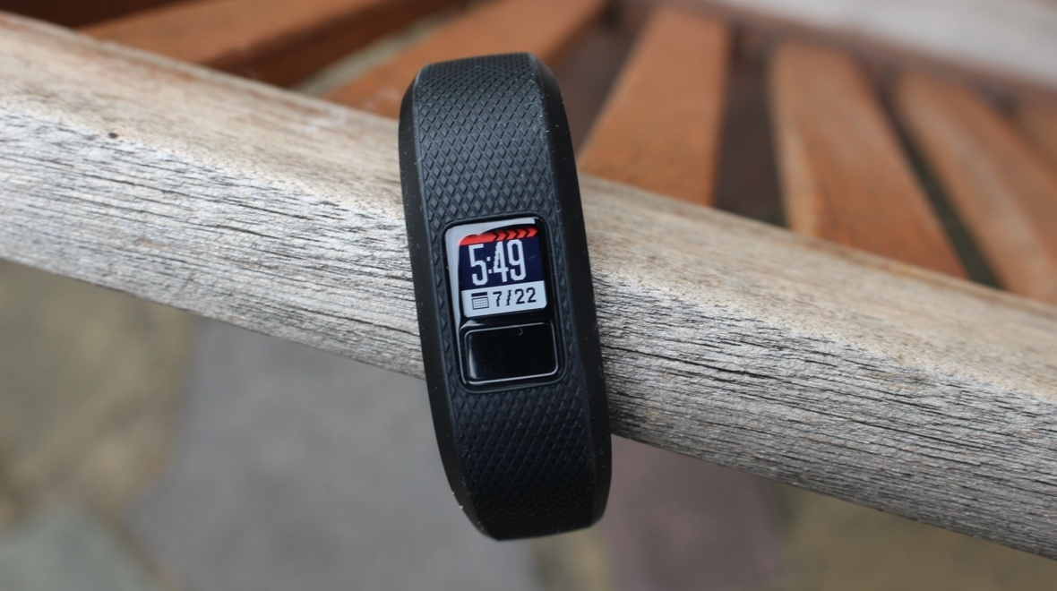 garmin vivosmart 3 review design screen