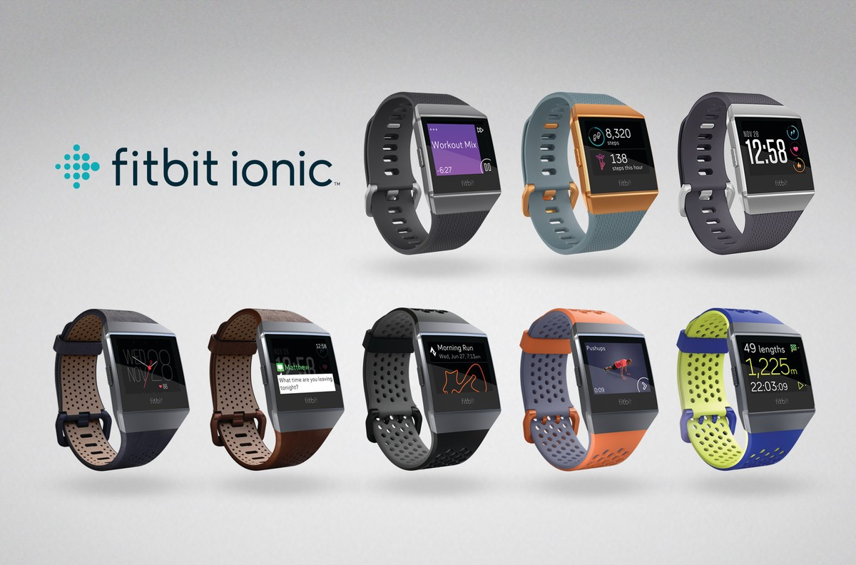 fitbit iconic pros and cons